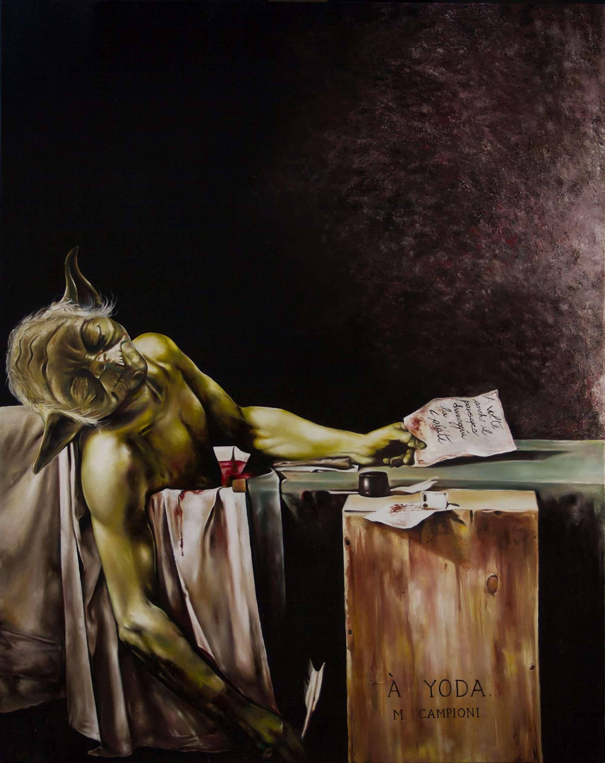 Mirco-Campioni-olio-su-tela-2014-100×80-LA-MORTE-DEL-SAGGIO-Prezzo-3180.jpg